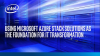 Using Microsoft Azure Stack Solutions as Foundation for IT Transformation