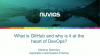 What is GitHub and why is it at the heart of DevOps?