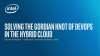 Solving the Gordian Knot of DevOps in the Hybrid Cloud