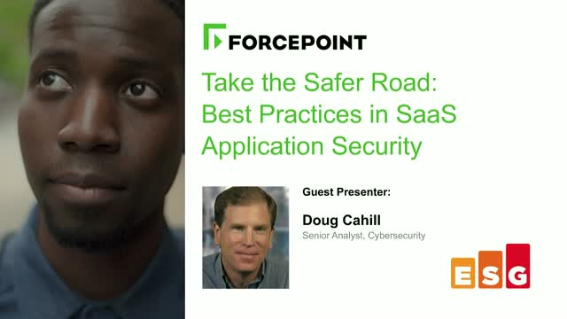 Take the Safer Road: Best Practices in SaaS Application Security