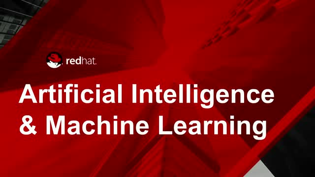 Artificial Intelligence & Machine Learning Techniques for Service Providers