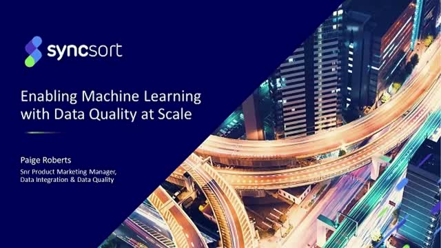 Enabling Machine Learning with Data Quality at Scale