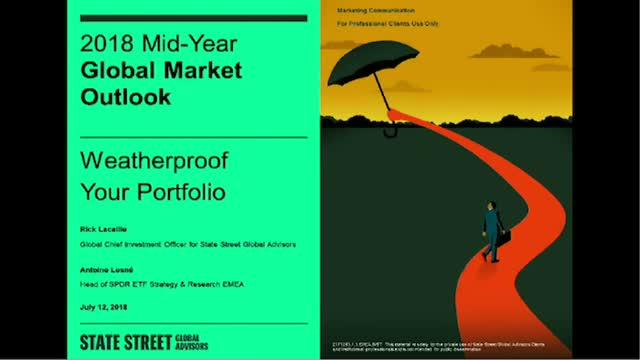 2018 Mid-Year Global Market Outlook: How to Weatherproof Your Portfolio