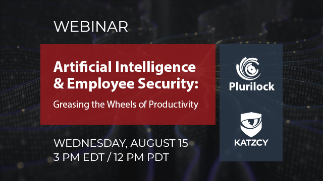 Artificial Intelligence & Employee Security: Greasing the Wheels of Productivity