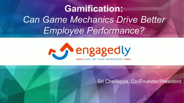 Gamification: Can game mechanics drive better employee performance?