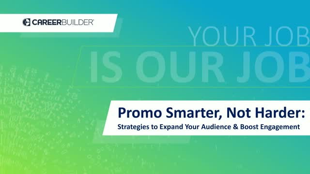 Promo Smarter, Not Harder: Strategies to Expand Your Audience & Boost Engagement