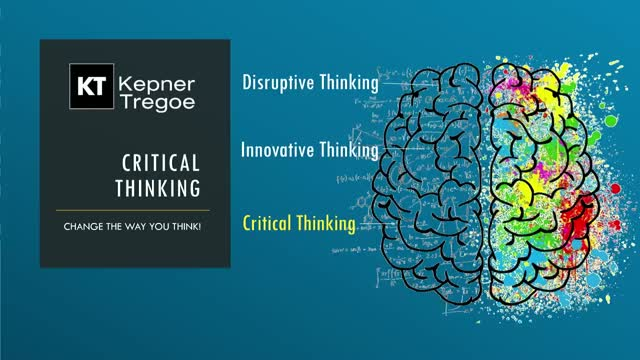 Future of Thinking Series: Critical Thinking