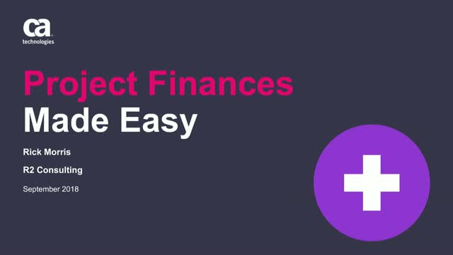 Project Finances Made Easy