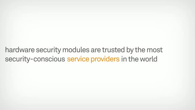 HSM 101: What is a Hardware Security Module?