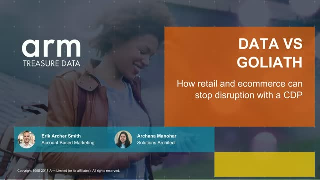 Data vs Goliath: how retail and ecommerce can stop disruption with a CDP
