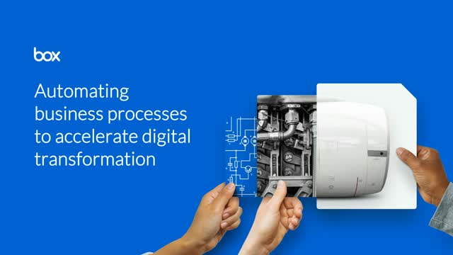 Automating Business Processes to Accelerate Digital Transformation