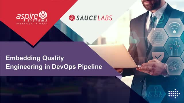 Embedding Quality Engineering in DevOps Pipeline