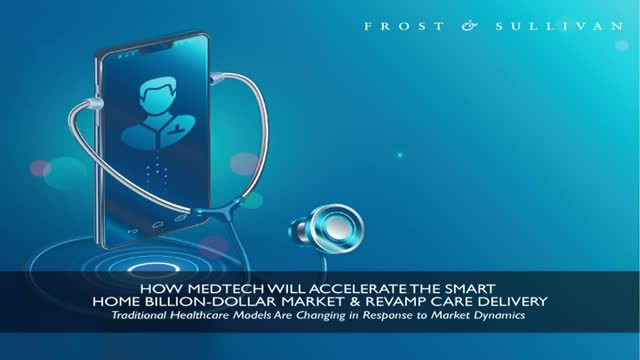 How MedTech Will Accelerate the Smart Home Billion-Dollar Market & Revamp Care