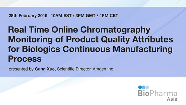 Real Time Online Chromatography Monitoring of Product Quality Attributes for Bio
