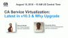What's the latest in CA Service Virtualization v10.3 and Why Consider Upgrading?