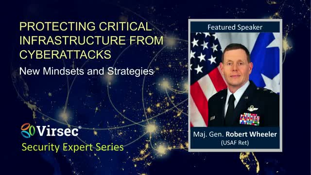 Protecting Critical Infrastructure from Cyberattacks