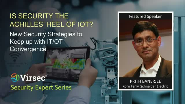 Is Security the Achilles' Heel of IoT?
