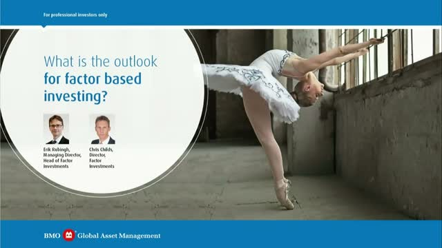 What is the outlook for factor based investing?