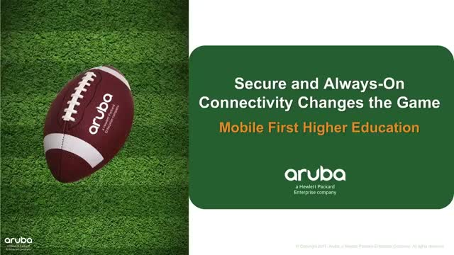 Secure and Always-On Connectivity Changes the Game