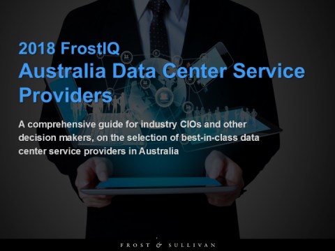 FROST IQ: 2018 Australia Data Center Service Providers