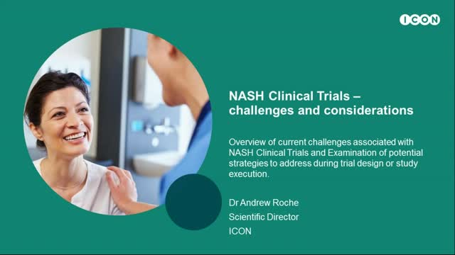 NASH Clinical Trials - Challenges and Considerations