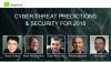 Cyber Threat Predictions & Security for 2018