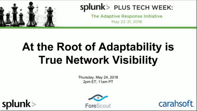 At the Root of Adaptability is True Network Visibility