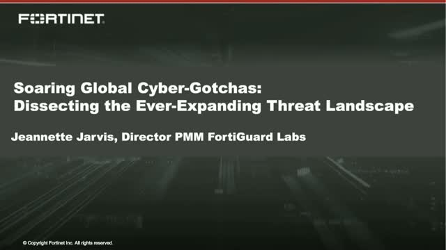 Soaring Global Cyber Gotchas: Dissecting the Ever-Expanding Threat Landscape