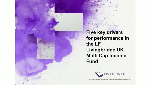 Five key drivers for performance in the LF Gresham House Multi Cap Income Fund