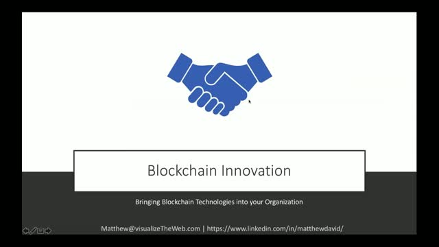 Q&T SIG Talk Series Ep. 20: Blockchain in the Enterprise
