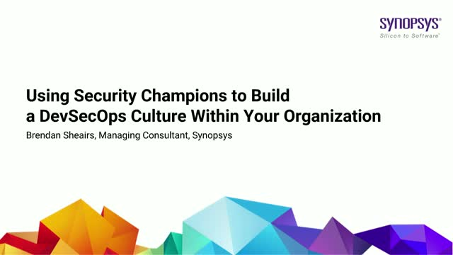 Using Security Champions to Build a DevSecOps Culture Within Your Organization