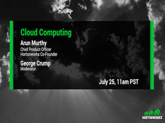 Cloud Computing - an Extension of your Data Strategy