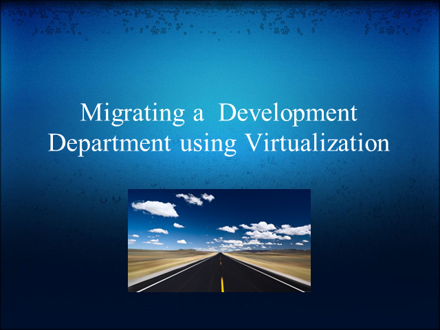 Migrating a Development Department Across London with Zero Downtime