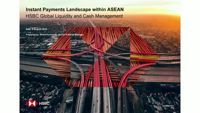 The evolving instant payments landscape within ASEAN