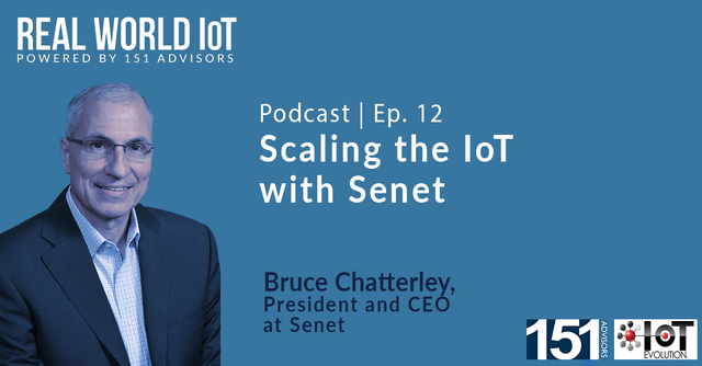 Real World IoT Podcast | Ep. 12 | ft Senet | Scaling the IoT
