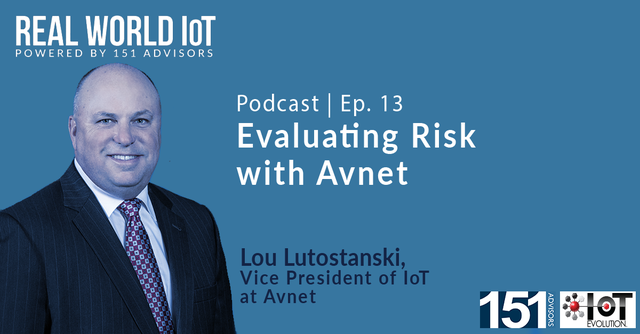 Real World IoT Podcast | Ep. 13 | ft Avnet | Evaluating Risk