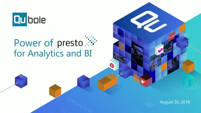 The Power of Presto for Analytics and Business Intelligence (BI)