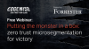 Putting the monster in a box: zero trust microsegmentation for victory