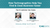 How Technographics Help You Find and Close Business Faster