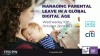 Managing parental leave in the global digital age
