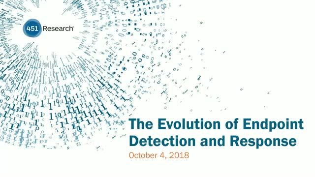 The Evolution of Endpoint Detection and Response
