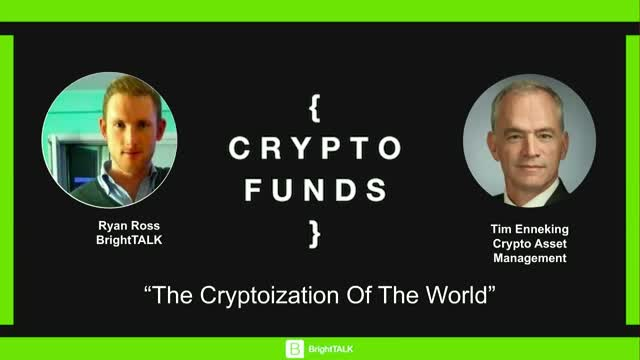 Tim Enneking on The Cryptoization of The World