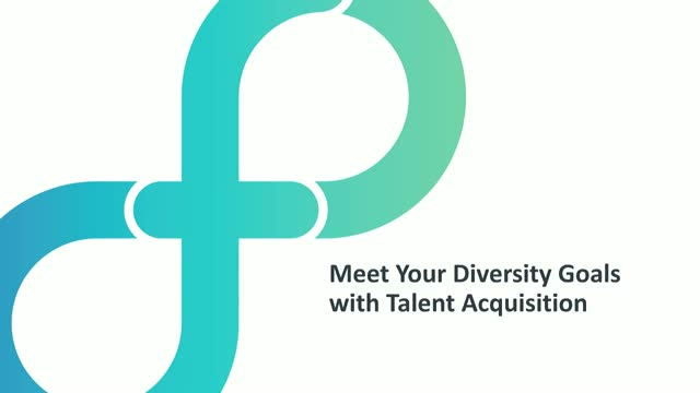 Meet Your Diversity Goals with Talent Acquisition