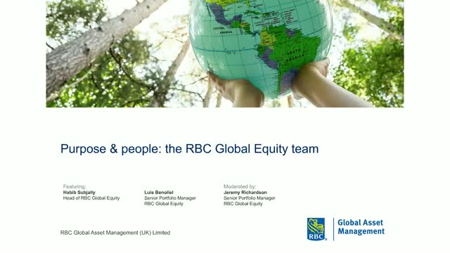 RBC Global Equity: People & Purpose