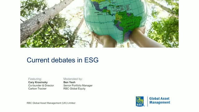 RBC Global Equity ESG: Inclusion or exclusion?