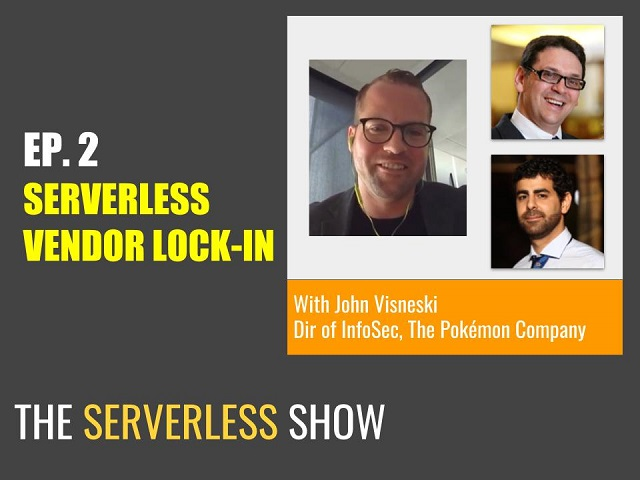 The Serverless Show, Ft. John Visneski from The Pokémon Company