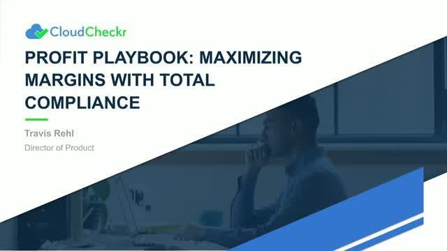 Profit Playbook: Maximizing Margins with Total Compliance