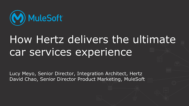 How Hertz delivers the ultimate car services experience