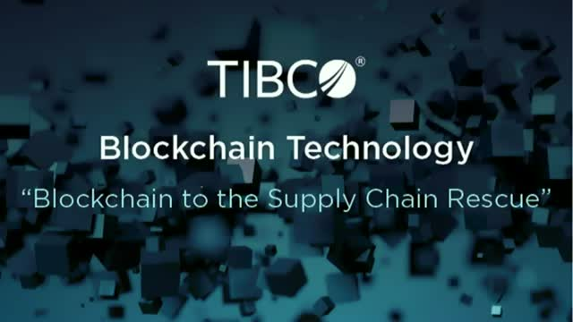 Blockchain to the Supply Chain Rescue