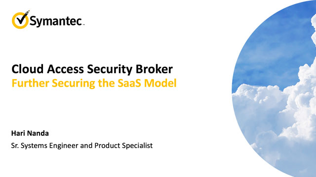 Technical Education Series: Further Securing the SaaS Model